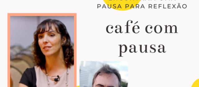Café com Pausa [003] – Letícia Alminhana – Religião, Espiritualidade e a Psicologia do Incomum: interfaces com a saúde mental
