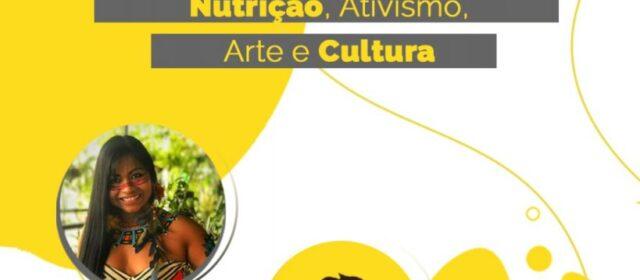 Café com Pausa #011 – We'e'ena Tikuna – Nutrição, Ativismo, Arte e Cultura